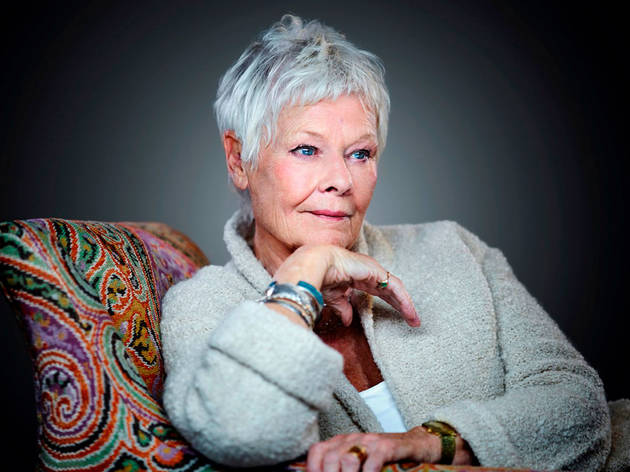 Dame Judi Dench in conversation