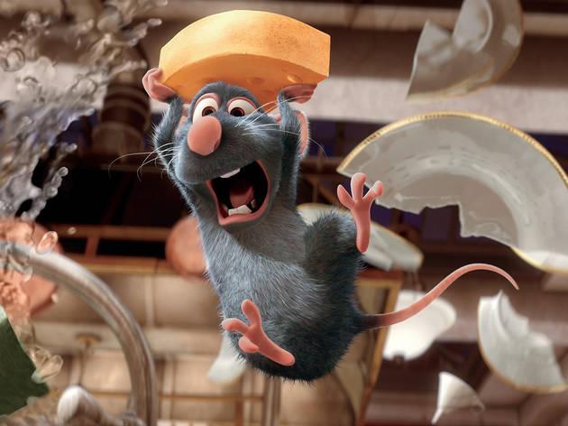 Película de Disney Pixar Ratatouille