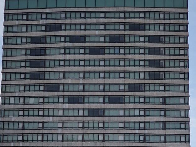 El corazón gigante del Hotel Nobu