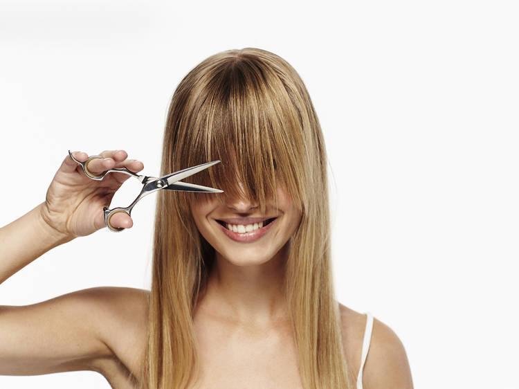 Corte exprés de pelo (sin pasar por la pelu)