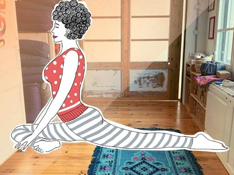 Yoga con gracia
