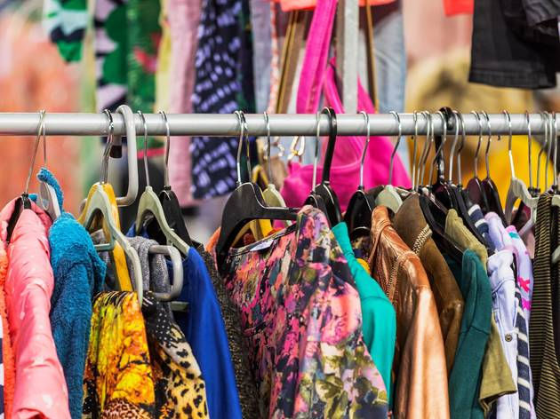 Top NYC vintage stores are hosting a clothing auction for undocumented workers