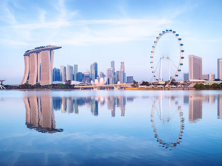 A travel bubble between Australia and Singapore to be agreed within days