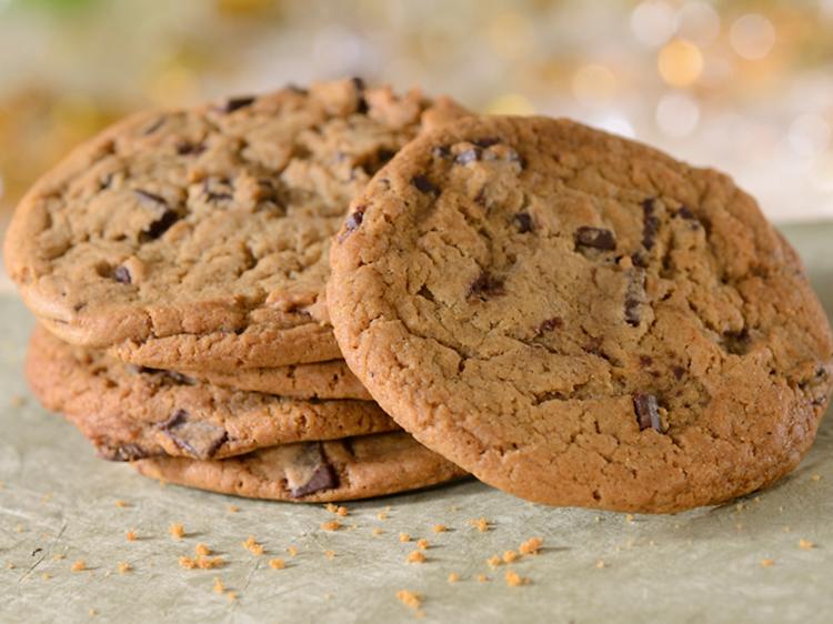Disney World's chocolate chip cookies