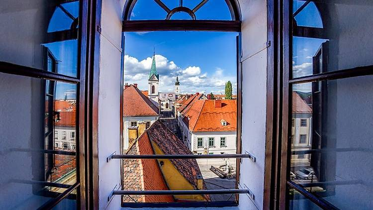 Zagreb Tourist Board kicked off the social media call with this fantastic photo, taken in the Upper Town