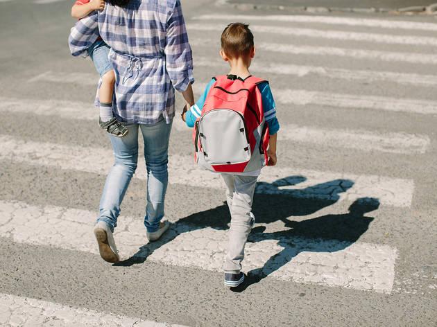 Els nens podran sortir al carrer