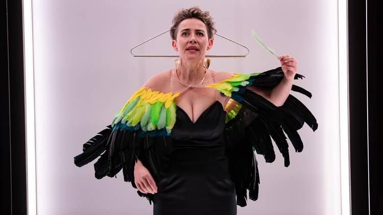 Bree van Reyk's The Invisible Bird, part of Breaking Glass