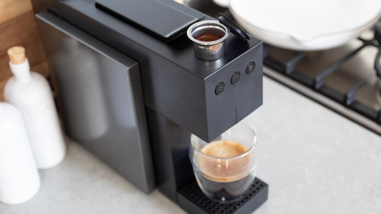 Crema Joe reusable coffee pods
