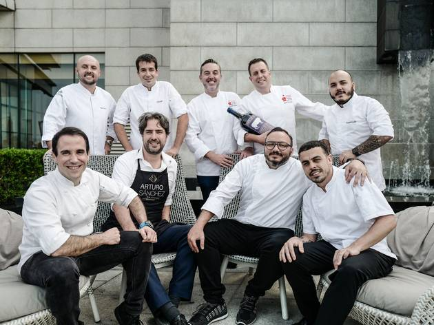 Spanish chefs