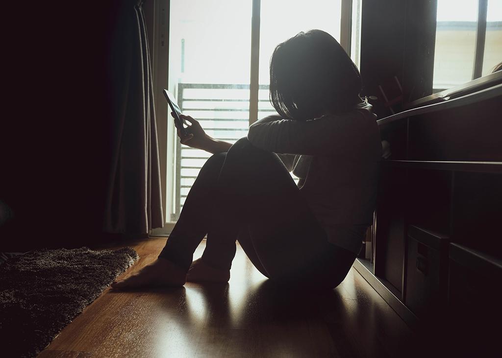 loneliness, depression