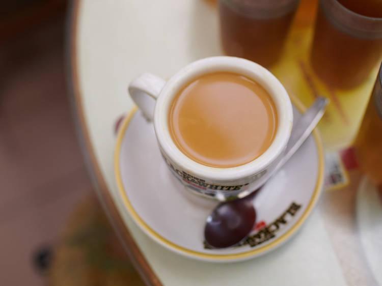 香港最佳奶茶