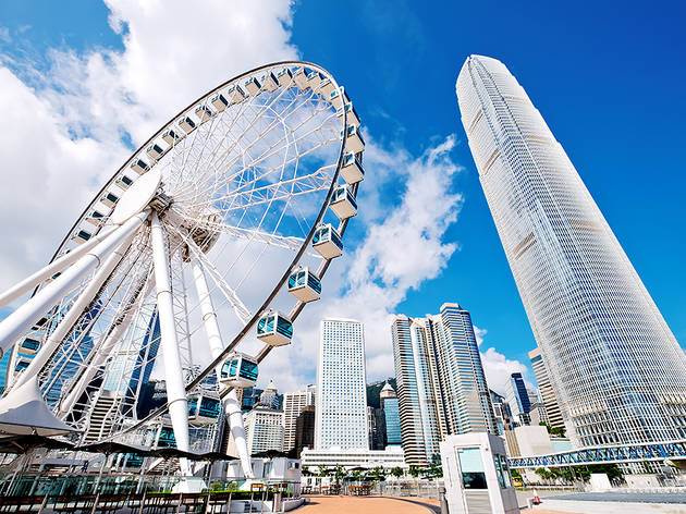 The Hong Kong Observation Wheel