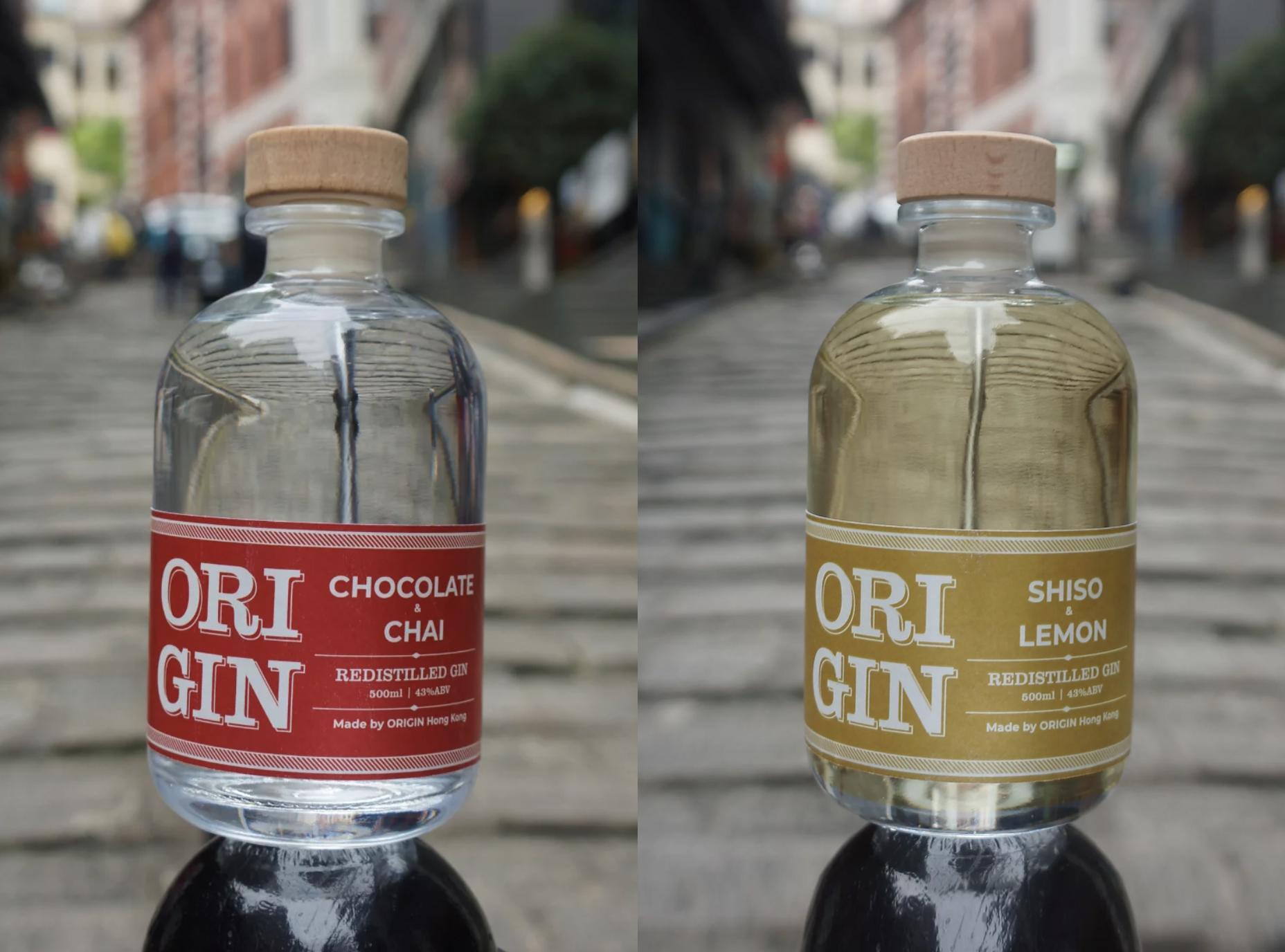 origin gin cocktails