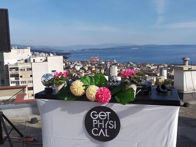 Croatian DJs prepare unique online party overlooking beautiful Kvarner bay