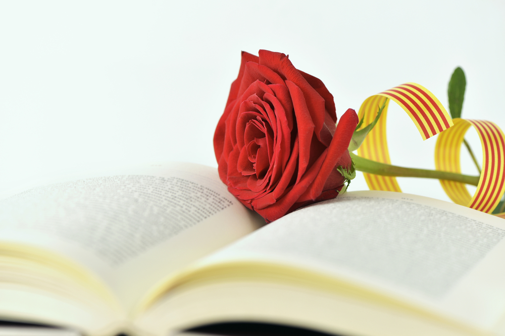 Ideas para celebrar Sant Jordi sin salir de casa