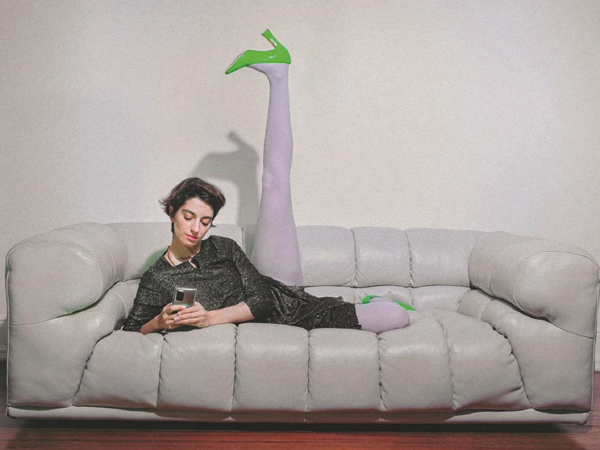 Apresentadora, Joana Barrios