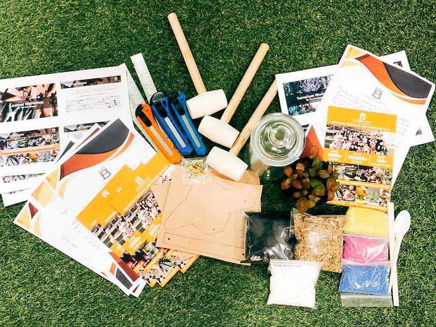 The Fun Empire DIY Creative Home Experience Kits