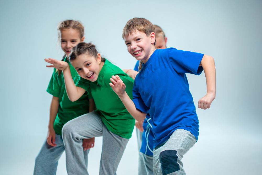 Nens ballant