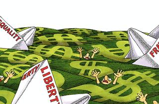 Art Spot celebra 25 de Abril com exposição de caricaturas online