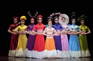 Ballet sobre la vida de Frida Kahlo