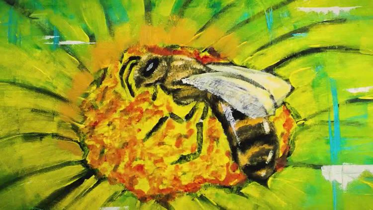 Esto no es una abeja
