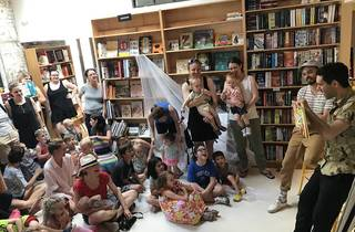 Books Are Magic storytime
