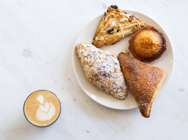 Saint: panadería artesanal en la Condesa con pan rústico y de masa madre