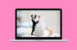 online wedding virtual marriage