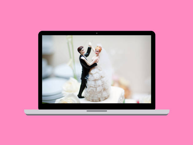 online wedding virtual marriage