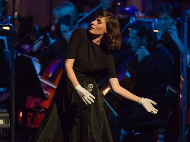 Sarah Blasko live at the Sydney Opera House