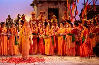 Opera Australia's staging of Bizet's The Pearlfishers
