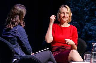 Astrophysicist Jo Dunkley in conversation with Rae Johnston.