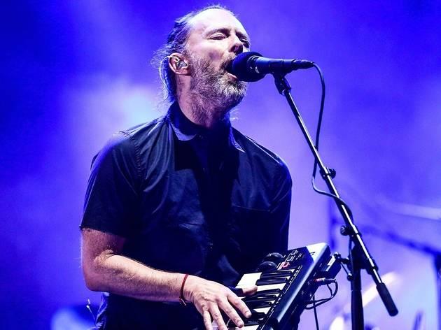 Radiohead en directo