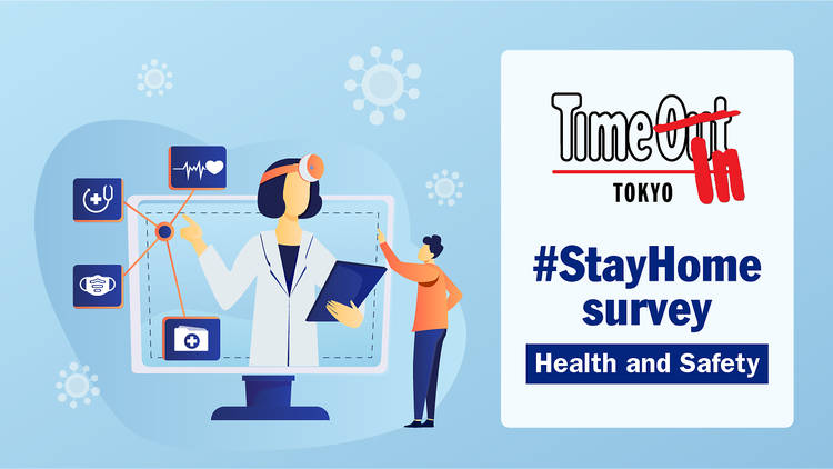 #StayHome survey health and safety