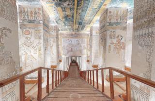 Tombeau Ramsès VI