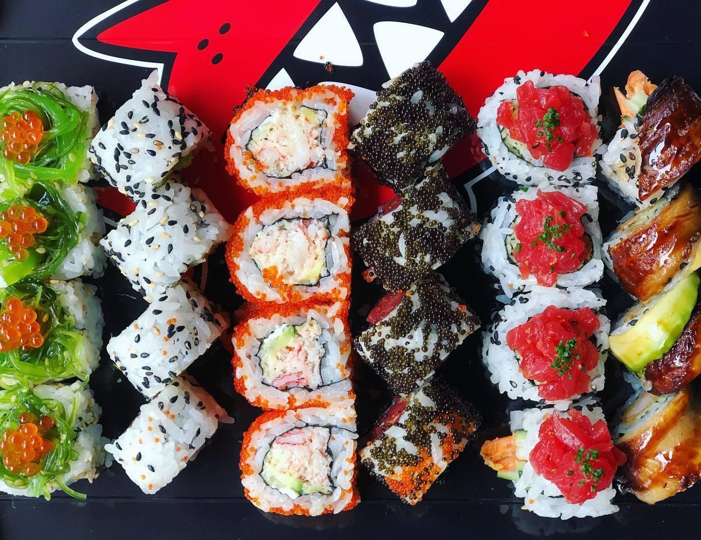 El millor sushi a domicili