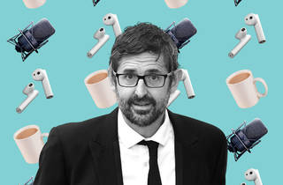 Louis Theroux's new podcast