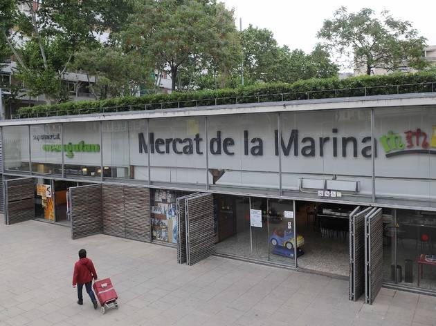 Mercat de la Marina, Barcelona