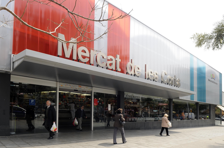Mercat de les Corts, Barcelona