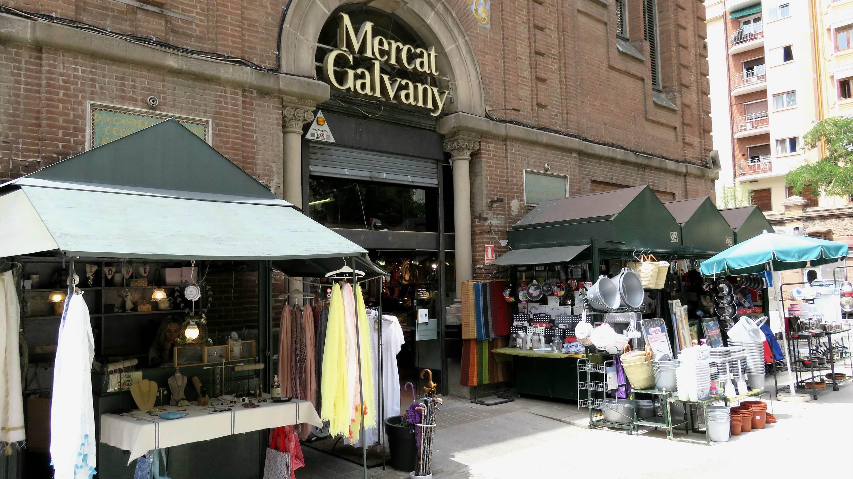 Mercat de Galvany, Barcelona