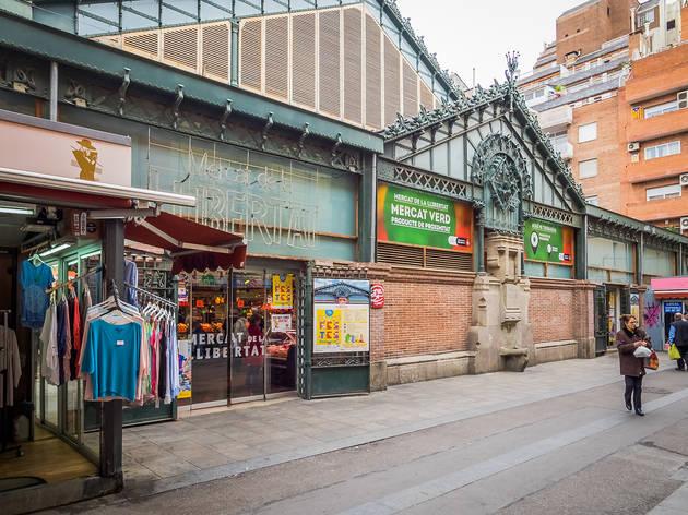 Mercat de la Llibertat, Barcelona