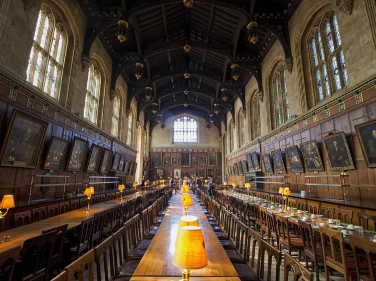 Tour virtual: explore os locais que inspiraram a saga de Harry Potter