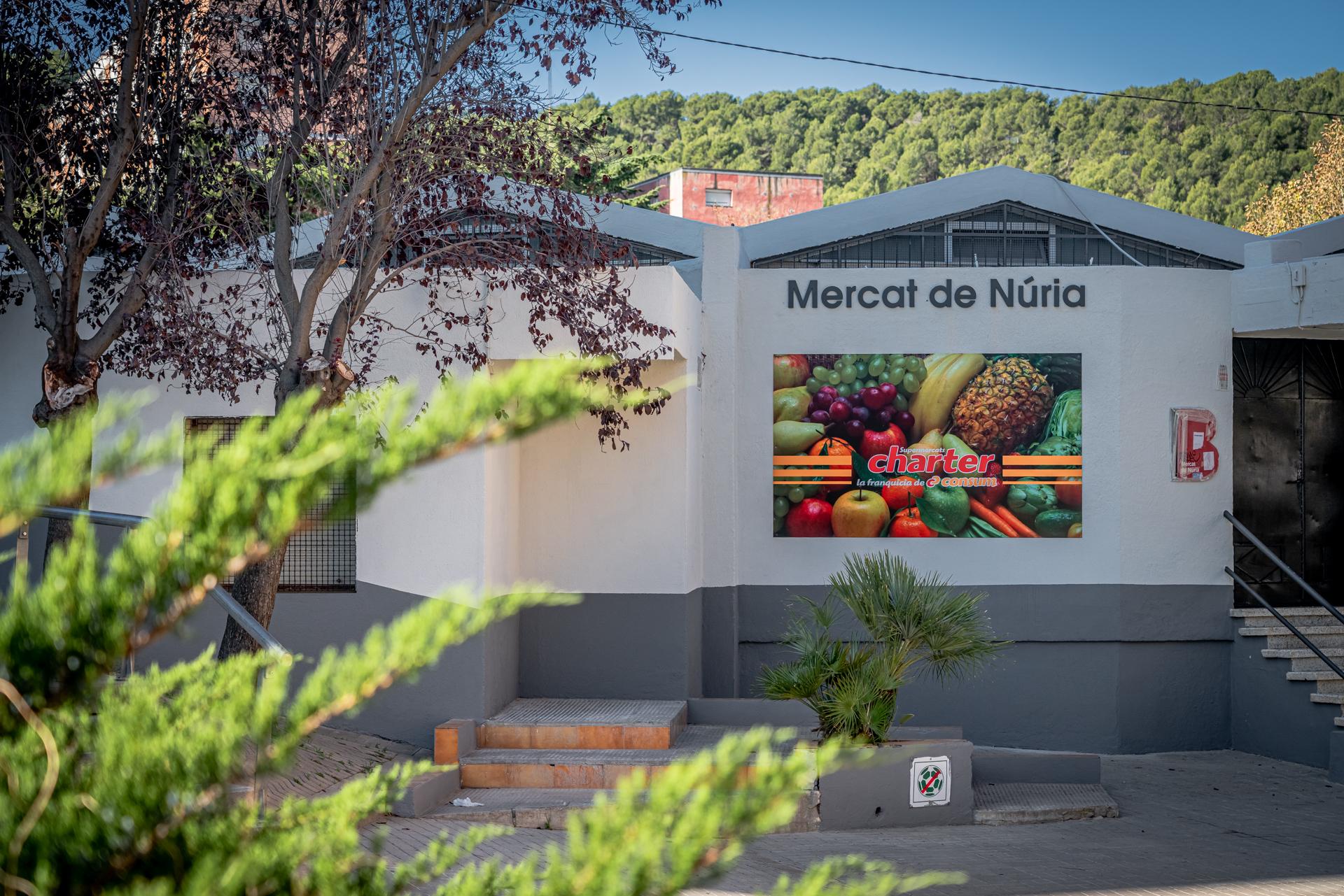 Mercat de Núria, Barcelona