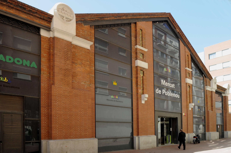 Mercat del Poblenou, Barcelona