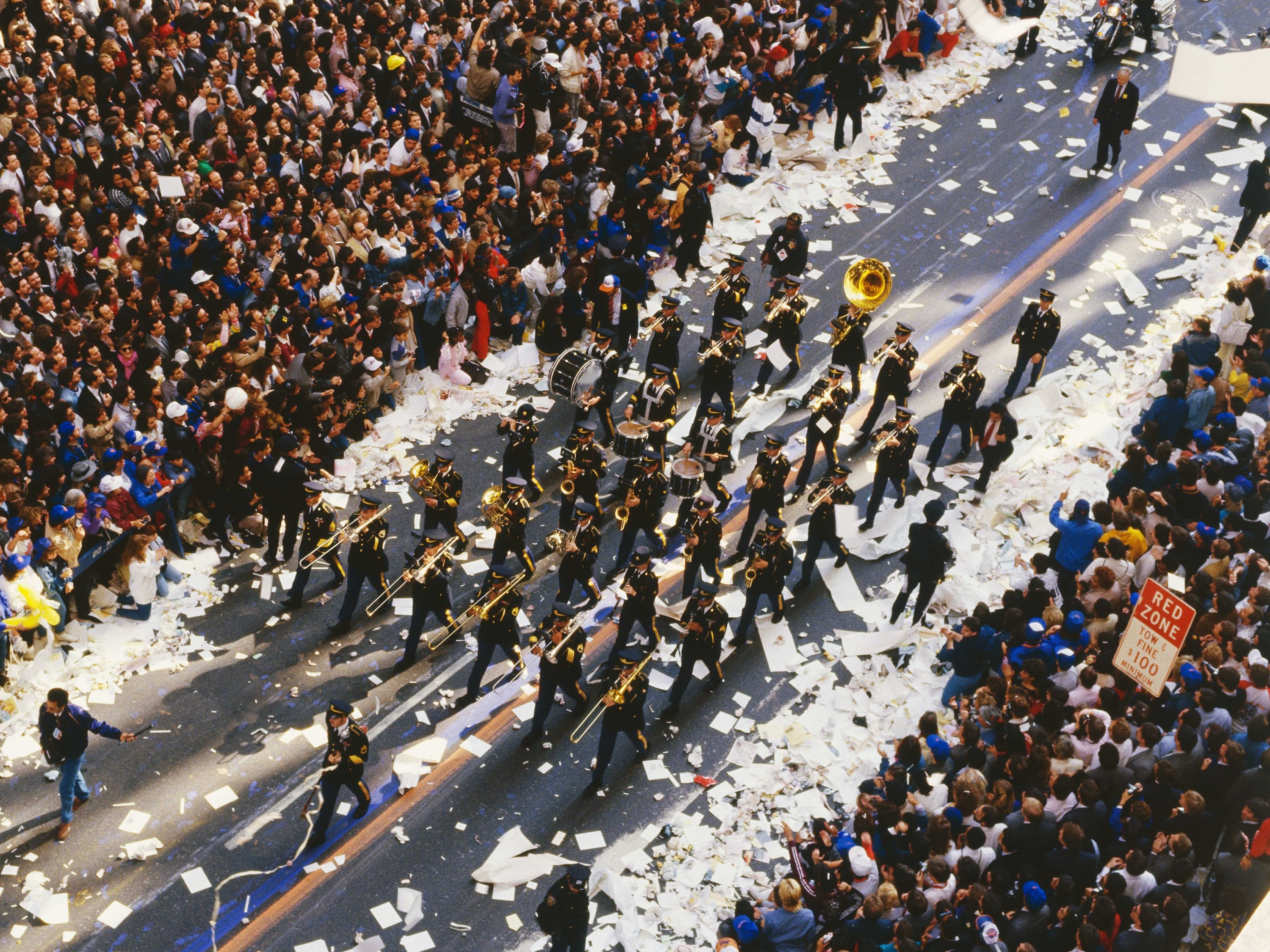 NYC will hold a ticker tape parade to honor healthcare workers and first responders