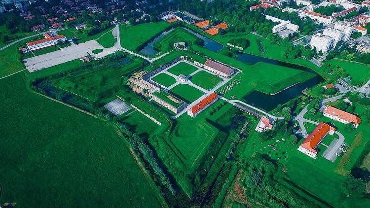Slavonski, brod, fortress, tvrdava