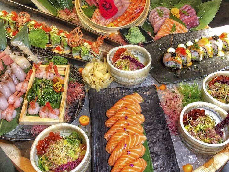 Ryōri Pan-Asian & Sushi