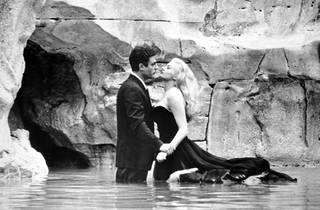 Filme, Cinema,. A Doce Vida (1960)