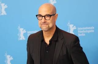 stanley tucci, shutterstock