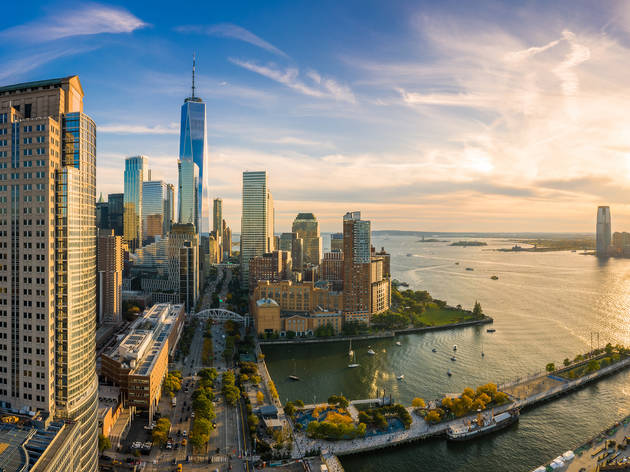 NYC, landmarks, Robert Moses, Stuyvesant Town, Lincoln Center, Brooklyn, Queens, the Bronx, Soho, Grand Central